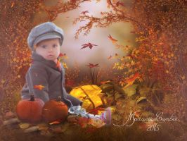Fall Baby by paranormallily32