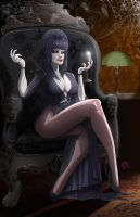 ELVIRA by AlexAmezcua