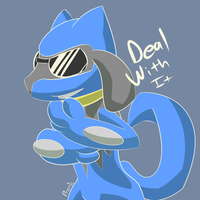 Deal With It by prankster-kun