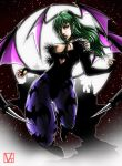 Morrigan: Queen of the Night by SHADOBOXXER