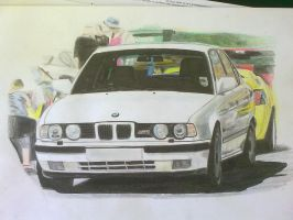 BMW M5 by And300ZX