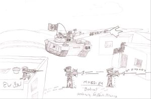 MiLTech, France : MH5S-89 by Random-Name-Here