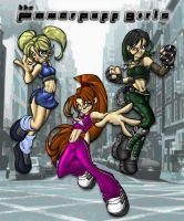 GreatLP's Powerpuff Girls by Outhouse