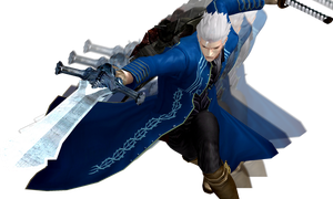 Vergil Stinger XNALara by EnlightendShadow
