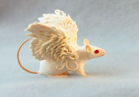 White Rat II by hontor