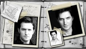 Richard Armitage by Nhyms