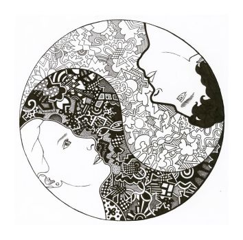 Sherlolly yin-yang by FionaBasta