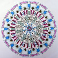 circle card 56 by Lou-in-Canada
