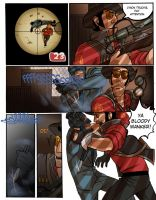 TF2: Be Efficient Be Polite 27 by spacerocketbunny