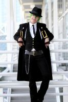 Hazama Cosplay - Winner by Aicosu