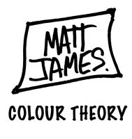 Colour Theory Notes by MattJamesComicArts