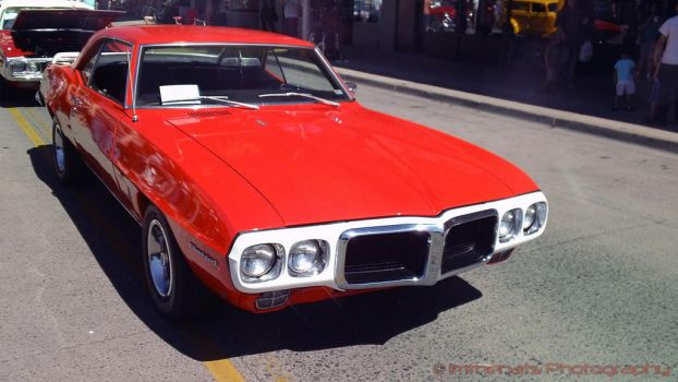 Pontiac Firebird by Imthenats