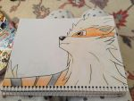 059 Arcanine by littlemissmaddy1399