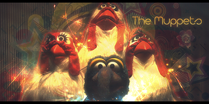 The Muppets Signature by kingsess