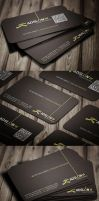 International Corporate Business Card by calwincalwin