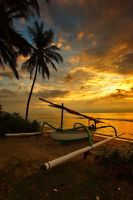 Paradise Boat by indonesia