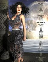 DY Flirty Outfit for V4-A4 by DiYanira