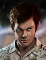 Dexter colored by HenryTownsend