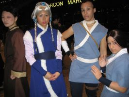 Avatar Airbender by CoFFeH