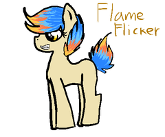 Flame Flicker by snowgraywhite