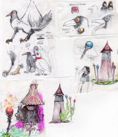 Willoween ideas by Sketchy-on-Details