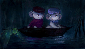 the rescuers by pu