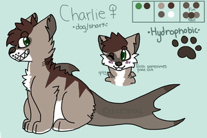 Updated Charlie Reference by dixiestickz
