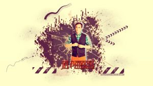Jim Parsons wallpaper 12 by HappinessIsMusic