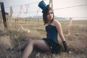 Circus Girl by Genna-Greasley