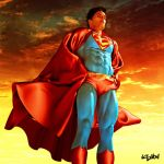 SUPERMAN - MAN OF TOMORROW by isikol