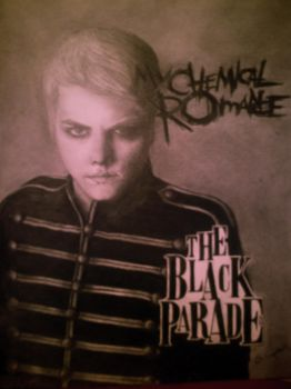Gerard Way-My Chemical Romance by ChemicalsSavedMe