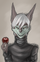Forbidden fruit by MatiasBloodbones