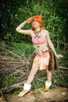 FFXIII: Vanille in Sunleth by MangoSirene