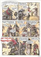 Ask the skeksis 22 by smeagolisme