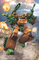 Roadbuster: Transformers by ZeroMayhem