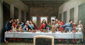 The Fast Supper by AsparagusTrevor
