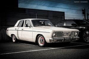 1966 Plymouth Valiant by AmericanMuscle