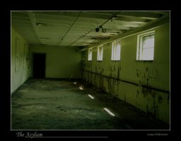 The Asylum by ShatteredSmile