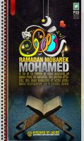 Bon Ramadan Mohamed by Jacobdz