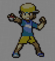 Youngster by PkmnMc
