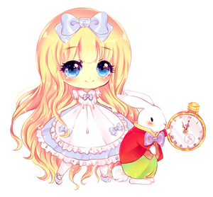 Alice by fruitsrabbit