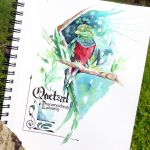 Quetzal by Lucky978