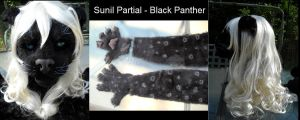 Sunil's Panther by VampireSin