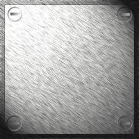 Metal Plate by lycanthrope-k