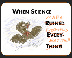 When Science... by WhiskerfaceRumpel