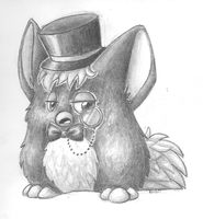 Sir Furby by ferbii