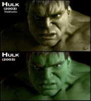 2003 Hulk Photomanip (What might have been?) by lberry1976