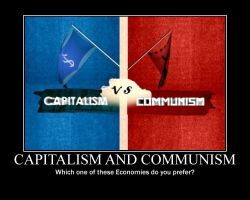 Capitalism and Communism by Balddog4