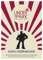 Under the Park Cinema Poster 2 by Gryffin-Tattoo