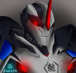TFP Starscream by Annpar2009